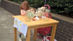 레모네이드를 팔던 5살 아이에게 22만원 벌금을 부과한 영국
