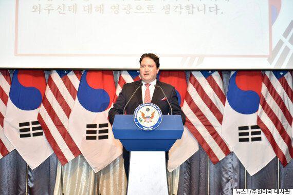 북한·중국에 불평하는 트럼프는 정작 아직도 주한미국 대사를 지명하지
