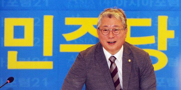 조응천 의원이 '청와대 캐비닛 문건' 의미를 이렇게