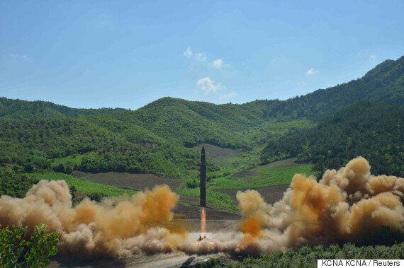 미국이 북한 ICBM 발사를 공식