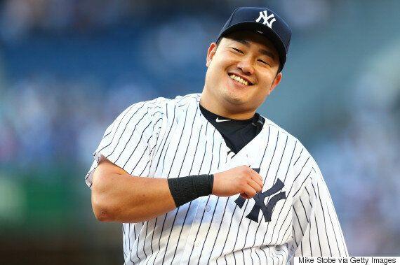 뉴욕 양키스 최지만이 2게임 연속 홈런을