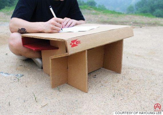 어느 한국 대학생이 디자인한 개발도상국 아이들을 위한