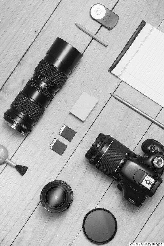 사진 초보자들을 위한 '카메라 고르는 팁'