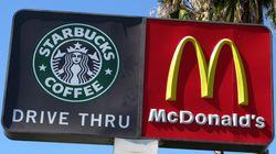 미국에는 있지만 한국에는 없는 이번 주의 스타벅스와 맥도날드 무료