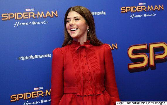 마리사 토메이는 '스파이더맨: 홈커밍'서 이 장면이 삭제됐다는 사실에