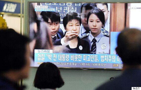 어쩌면 박근혜 전 대통령 등의 재판을 방송으로 볼 수 있을지도
