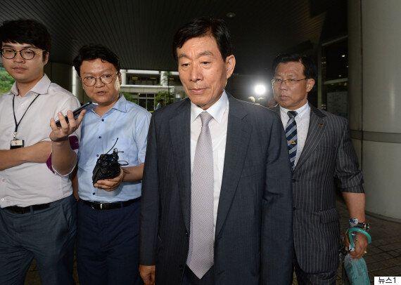 검찰은 원세훈 전 국정원장의 혐의를 뒷받침할 물증을 그냥 청와대에 반납했다('뉴스룸'