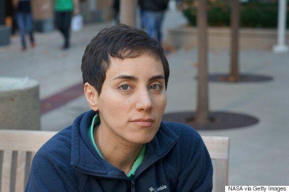 '여성 최초 필즈상 수상자' 마리암 미르자카니가 유방암으로