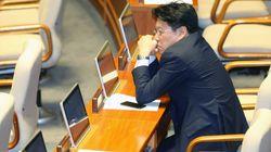 자유한국당 집단 퇴장에도 자리를 지킨 두