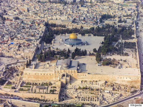 예루살렘 '성전산'을 둘러싸고 이스라엘-팔레스타인 유혈 충돌이 격화되고