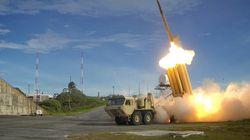 미국이 사드로 탄도미사일을 요격하는 첫 시험에서