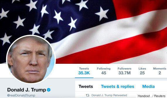 트럼프에게 '차단' 당한 트위터 이용자들이 소송을
