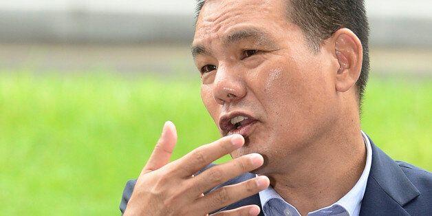 '국민의당 조작 사건' 김성호