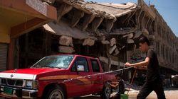 IS 점령지 이라크 모술이 탈환됐다. 그