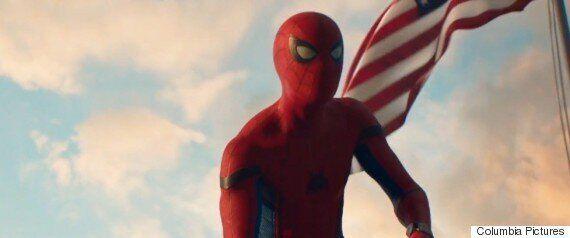 영화 '스파이더맨: 홈커밍'이 개봉 5일 만에 350만 관객을