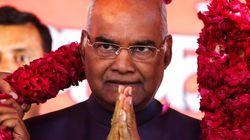 인도 새 대통령으로 당선된 코빈드의