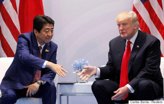 백악관은 G20의 아시아 국가 정상들 이름을 3번이나