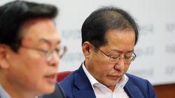 자유한국당이 속만 부글부글 끓이는