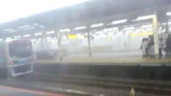 일본에 '지붕이 우려될 정도'의 우박이