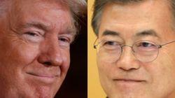 트럼프와 문재인 대통령은 이번 주에 만나 무슨 얘기를