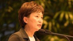 김현미 국토교통부 장관이 '투기세력'을