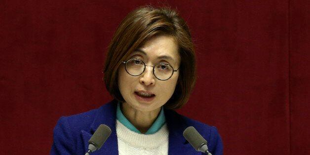 청와대 여성가족비서관에 은수미 전 의원이