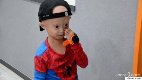 '스파이더맨' 톰 홀랜드가 한국에서 만나고 간 특별한
