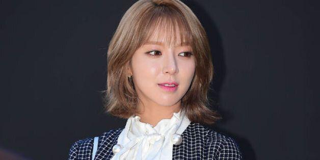 [공식입장] AOA 초아, 열애설 또 부인