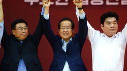 한국당 후보들이 지금까지 서로 주고받은 말은 정말 아이