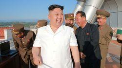 북한이 동해상으로 또 탄도미사일