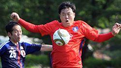 한·일 의원 간 축구 대결에서 한국이