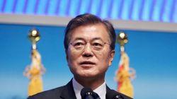 일본 정부가 문대통령의 월스트리트저널 인터뷰에 항의한