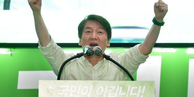 국민의당 비대위원장이 '안철수 조사' 계획 밝히며 한