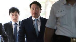 SK 회장이 '박근혜 독대' 당시 상황을