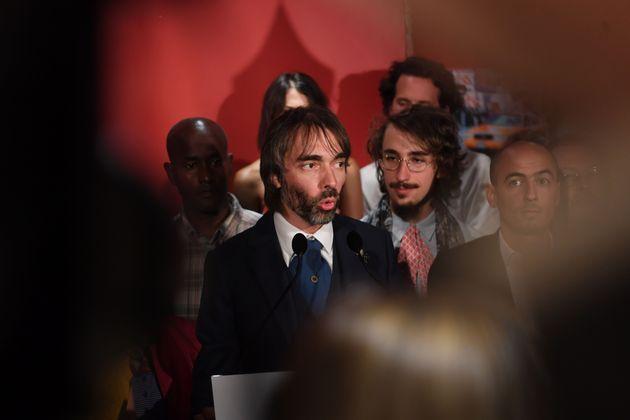 Municipales: Cédric Villani (ici le 4 septembre) annonce sa candidature dissidente à