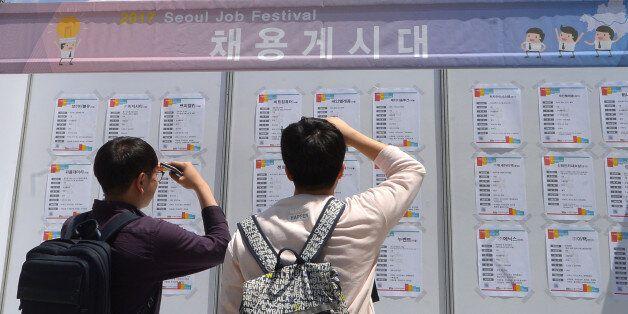 100명이 '대졸 신입 채용'에 지원할 경우 '최종 합격'하는