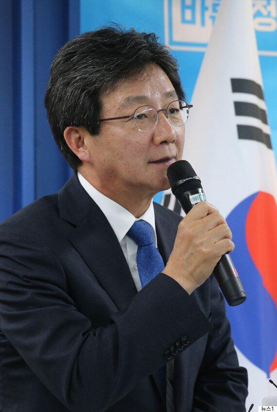유승민이 '서울시장 출마설'에 대해 입을
