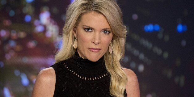 Host Megyn Kelly prepares for her Fox News Channel show 'The Kelly File' in New York September 23, 2015....