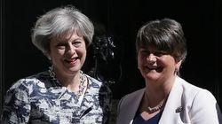 영국 보수당이 민주통합당과 손을