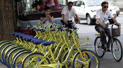 중국 자전거 공유 업체가 파산했는데 이유가