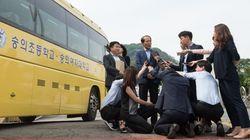 교육청이 학교 폭력 사건이 벌어진 '숭의초' 감사에