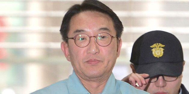 '엘시티 비리' 연루된 현기환 전 청와대 정무수석, 3년6월 실형