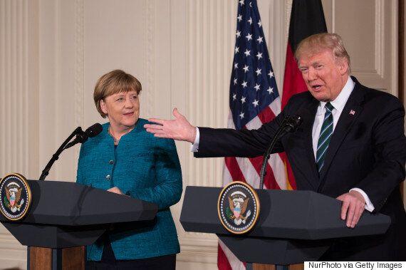 앙겔라 메르켈이 G20은 기후변화에 대해 트럼프에게 굴하지 않겠다고
