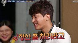 김승현이 싱글대디로 산다는 것에 대해 솔직하게
