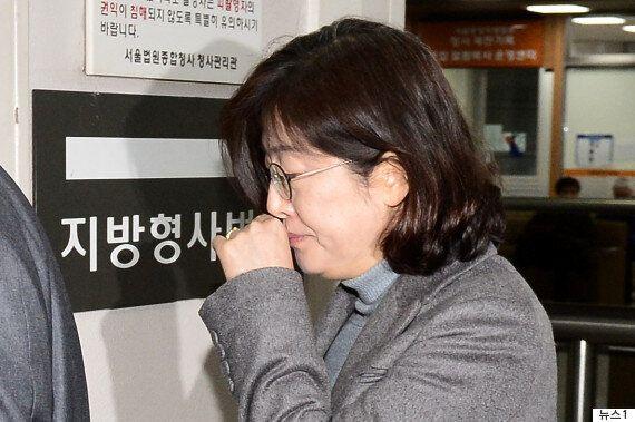 특검이 '블랙리스트' 김기춘에 7년, 조윤선에 6년을