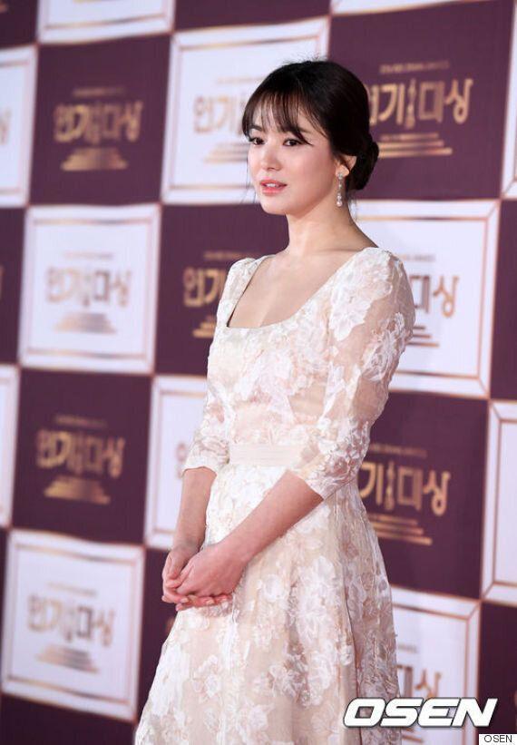 [공식입장] 송혜교 측