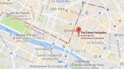 전세계 구글 지도에 '무지개색' 길들이