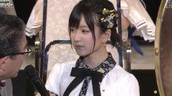 AKB48 총선거 도중 결혼발표를 해버린 일본