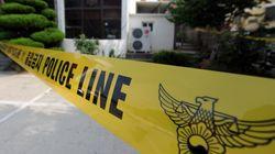 교회서 발견된 여성 시신 살해 용의자의