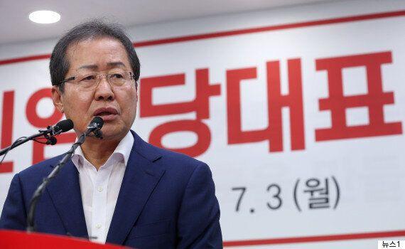자유한국당 당대표로 돌아온 홍준표 앞에는 '지뢰밭'이